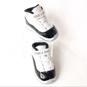 Nike Retro Concord Toddler Jordans Size 4C